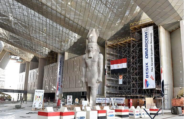 11Grand Egyptian Museum