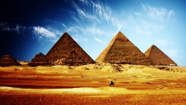 11Egyptian Pyramids
